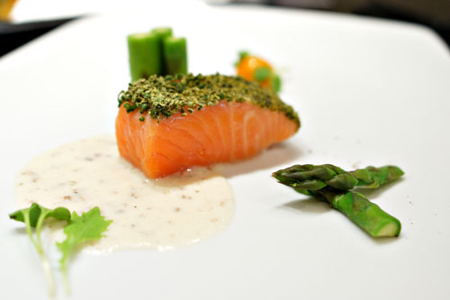 Tasmanian Sea Trout Confit