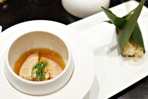 Poached Foie Gras