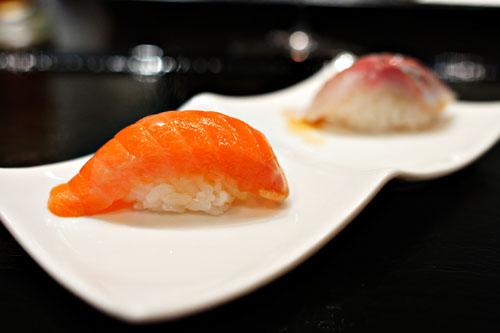 Masu & Aji Sushi