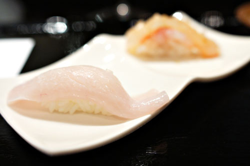 Hamachi Toro & Amaebi