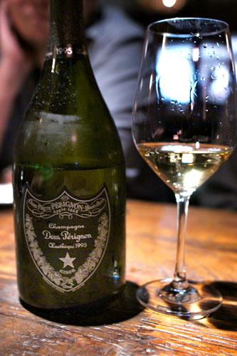 1995 Moët & Chandon Champagne Cuvée Dom Pérignon Oenothèque