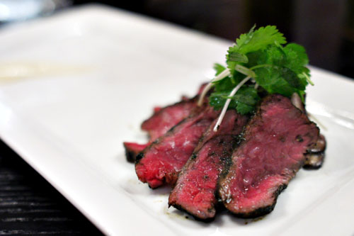 Nori Kaba Wagyu Steak w/ Rosemary Aioli