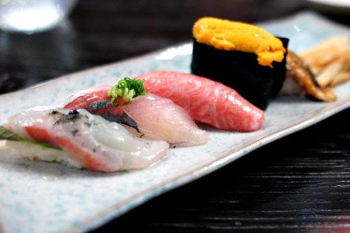 Assorted Premium Sushi