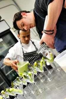 Bistronomics 2.0 Kitchen - Jose Colmenares, Alexandre Ageneau
