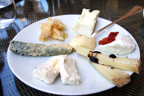 Scarpetta Brunch Plate - Cheese