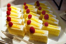 Ligurian Lemon Cake