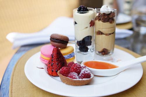 Scarpetta Brunch Plate - Dessert