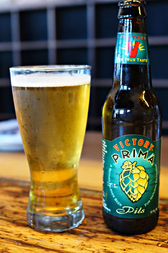 Victory Prima Pilsner
