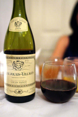 2009 Louis Jadot Beaujolais-Villages