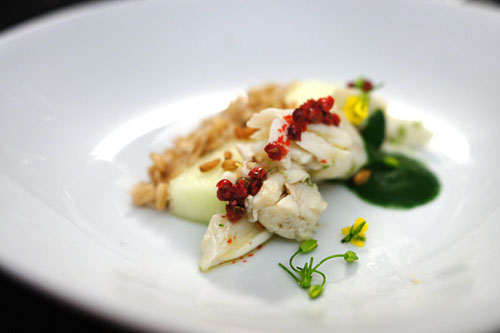 crab, honeydew, oat, stinging nettle, peppercorn