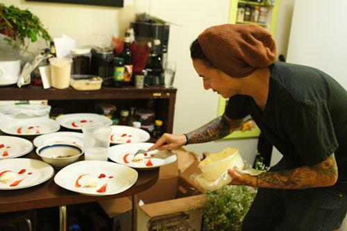Plating Dessert - Libry Darusman