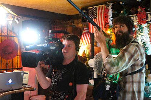 Filming LudoBites America