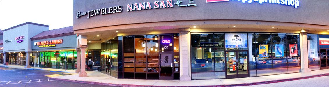 Nana San Exterior