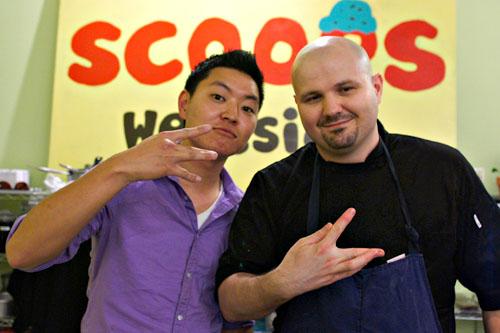 Matt Kang, Dan Moody