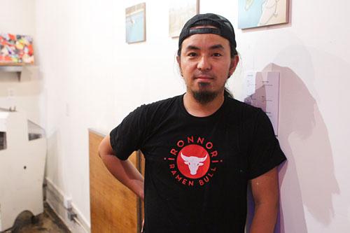 Chef Noriyuki Sugie