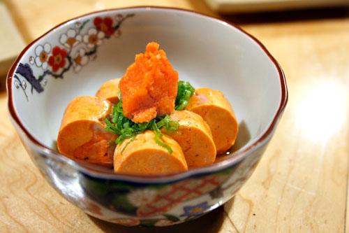 Monkfish Liver / Ankimo
