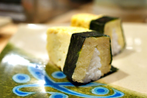Omelet Stuffed / Tamago