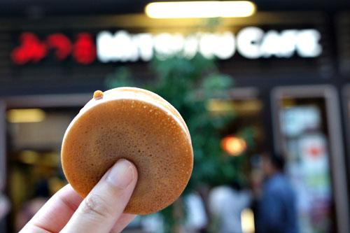 Mitsuru Cafe's Imagawayaki