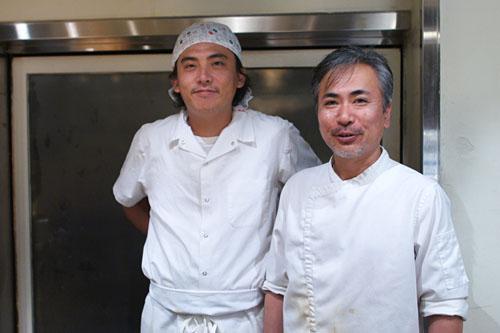Take-san & Ikko-san