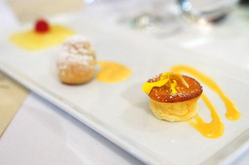 Piccolo Dessert Trio Sampler
