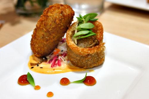 Croquette & Dumpling 'Mandu'