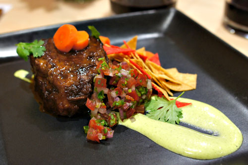 Braised Shortrib 'Galbi Jjim'
