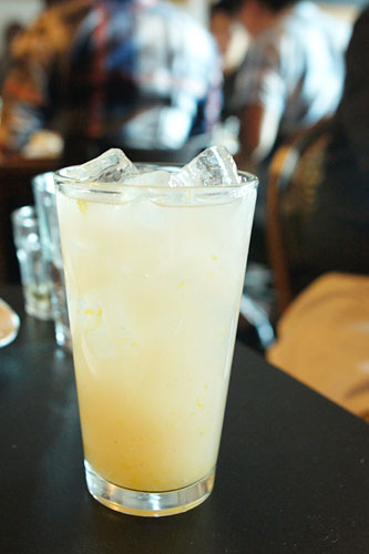 Lavender-Ginger Lemonade