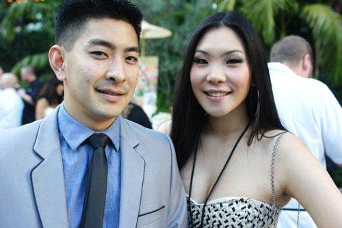 Helen Kim and Boyfriend
