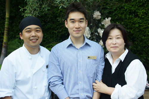 Chef, William Ha, Polly Ha