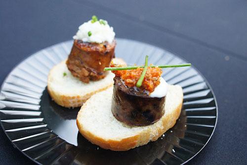 Spicy Pork Sausage & Kalbi Sausage