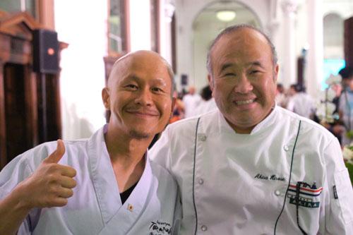 Hisaharu Kawabe, Akira Hirose