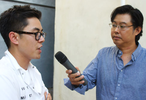 Kris Yenbamroong, Eddie Lin
