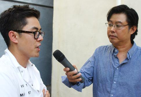 Kris Yenbamroong, Eddie Lin