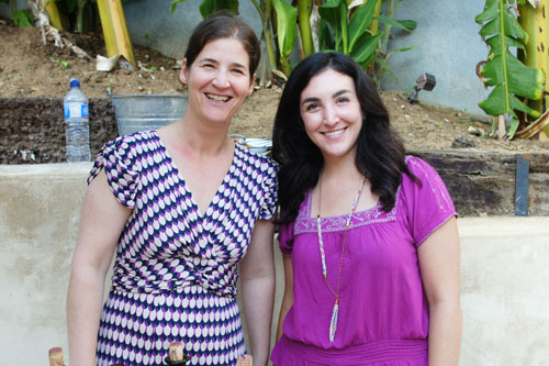 Jill Bernheimer, Whitney Adams