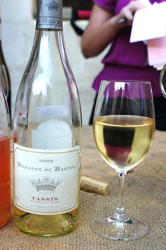 2009 Domaine du Bagnol Cassis Blanc, Provence, France