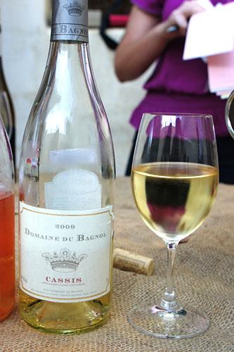 2009 Domaine du Bagnol Cassis Blanc, Provence, France