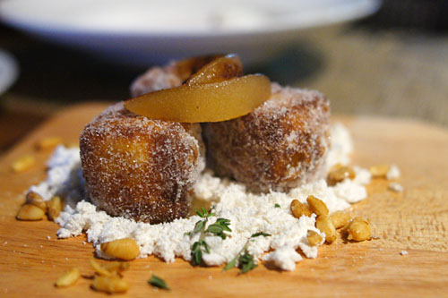 butterscotch doughnuts