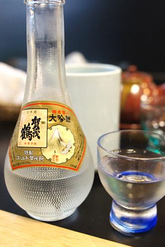 Kamotsuru Sake