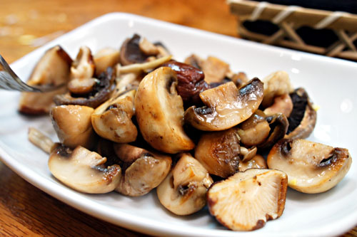 Sauted Mixed Mushroom