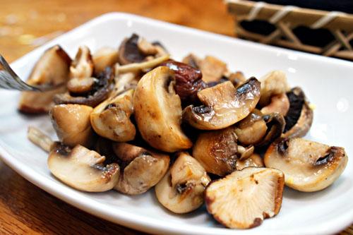 Sautéed Mixed Mushroom
