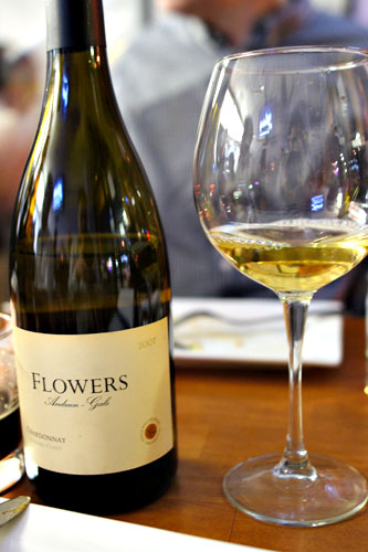 2007 Flowers Chardonnay Andreen-Gale Cuvée Sonoma Coast