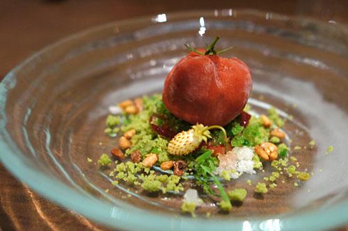 Tomato, Basil, Mint