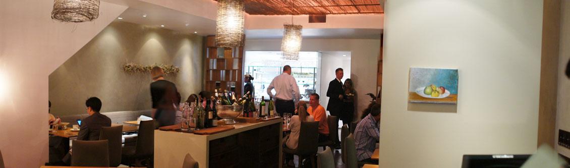 Atelier Crenn Dining Room