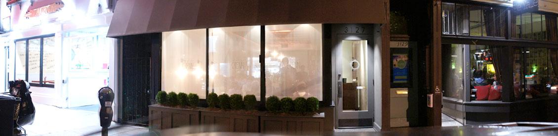 Atelier Crenn Exterior