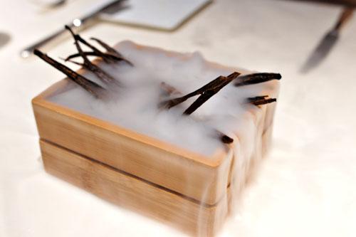 Vanilla Smoke