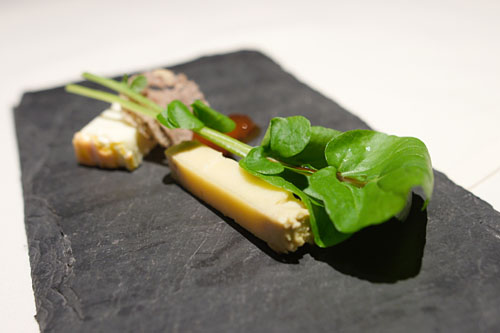 Cheese Composition: Gourgandine & Brebirousse