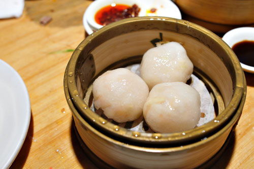 Sea Scallop Dumpling