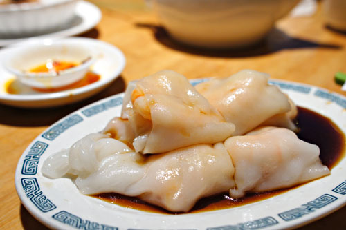 Shrimp Rice Roll