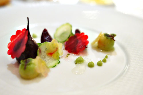 SALAD OF FRENCH LAUNDRY GARDEN BEETS