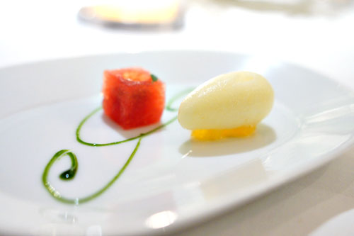 YELLOW WATERMELON SORBET
